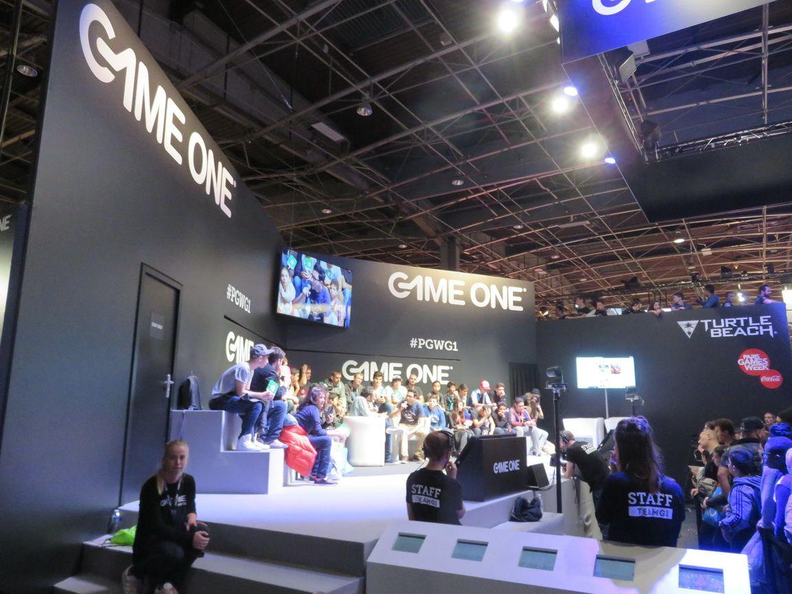 Le plateau Game One