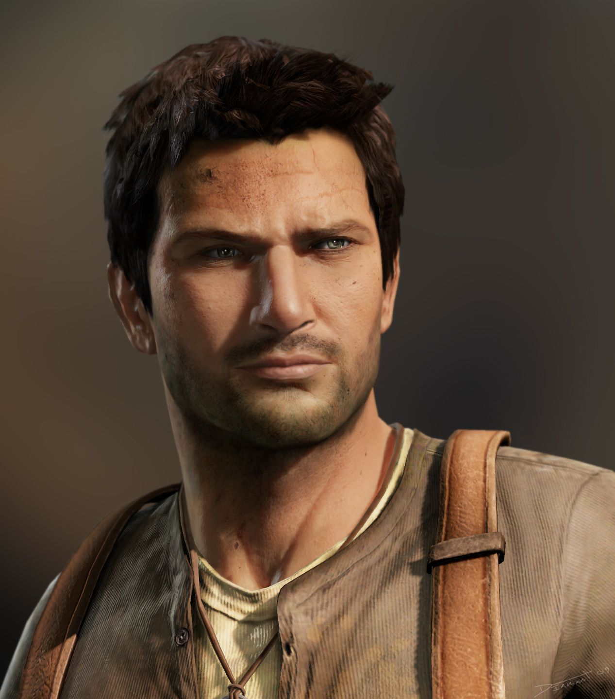 30 DAY VIDEO GAME CHALLENGE: Jour 5 Le personnage qui me semble me ressembler (ou ...), NATHAN DRAKE