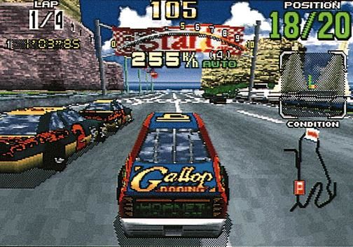 30 DAY VIDEO GAME CHALLENGE: Jour 4 Mon jeu plaisir-coupable, DAYTONA USA