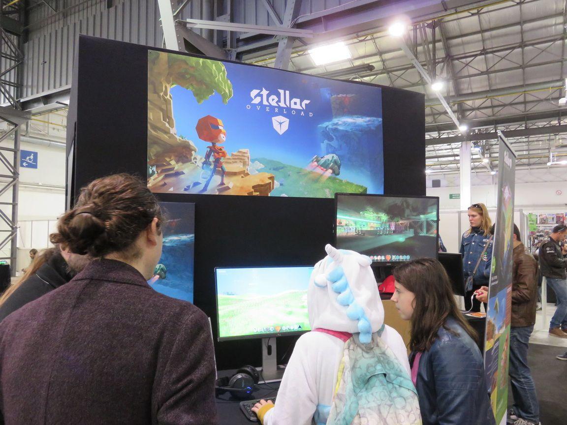 HEROFESTIVAL 2016 : Les jeux indépendants présentés