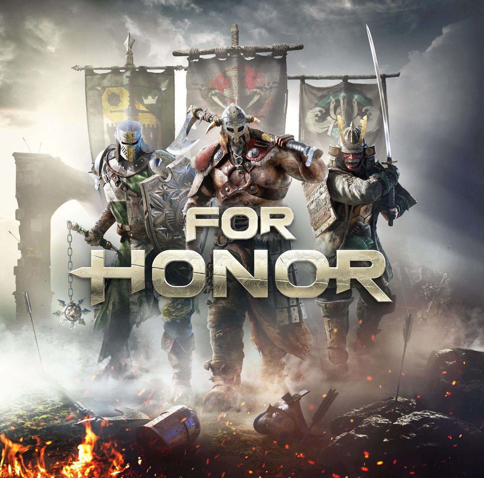 TEST de FOR HONOR (sur XBOX ONE): du multijoueur solide pour des guerriers costauds et habiles