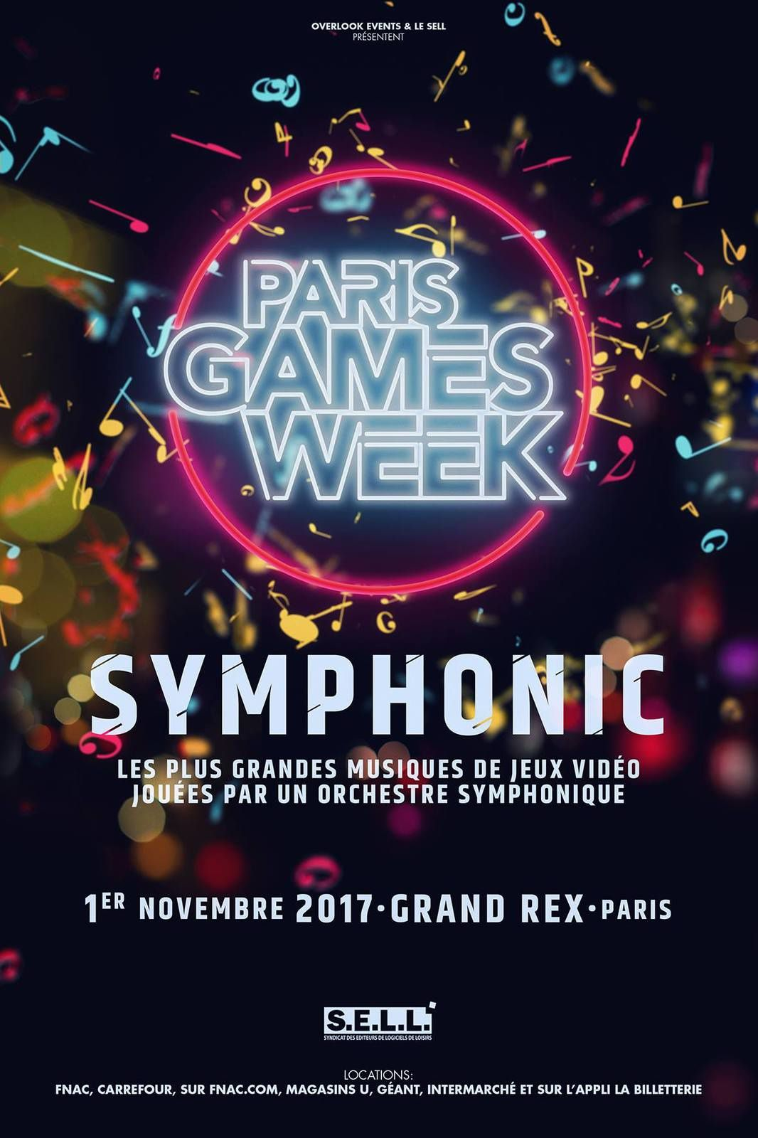 Filme Rayman regarding paris games week symphonic] un moment magique et inoubliable - le