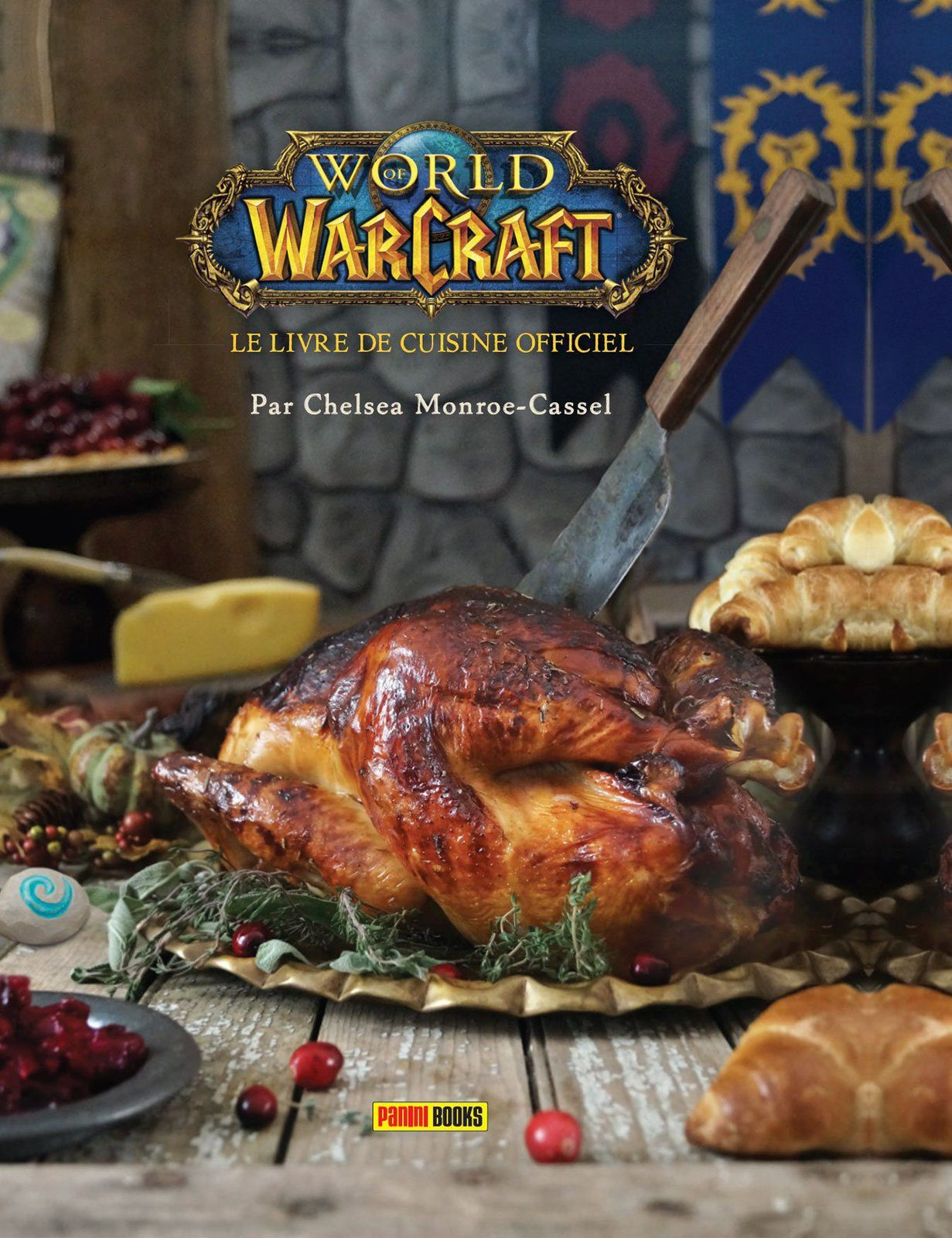 revue livre cuisine gaming world of warcraft le livre de cuisine officiel aux ditions. Black Bedroom Furniture Sets. Home Design Ideas