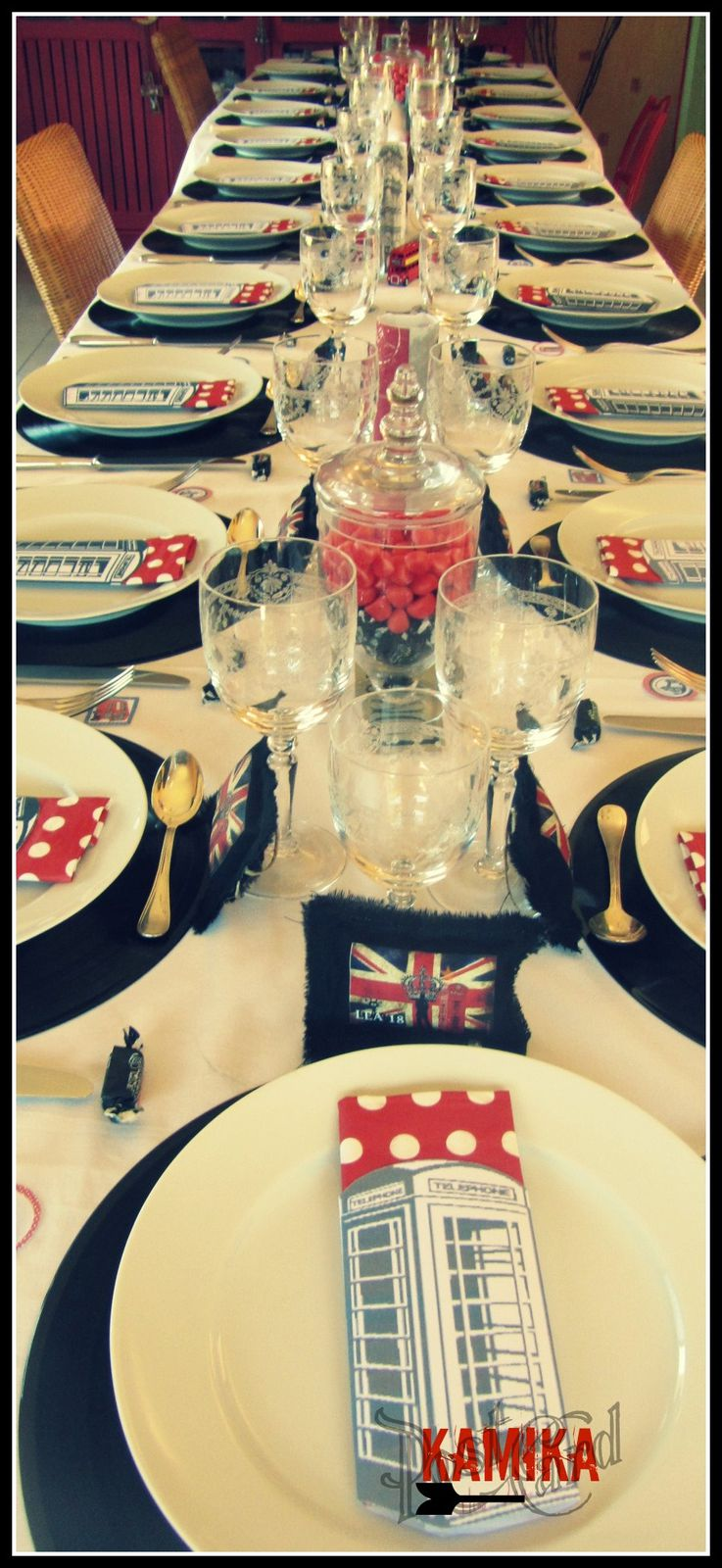 Table 18 ans -LONDRES # 38