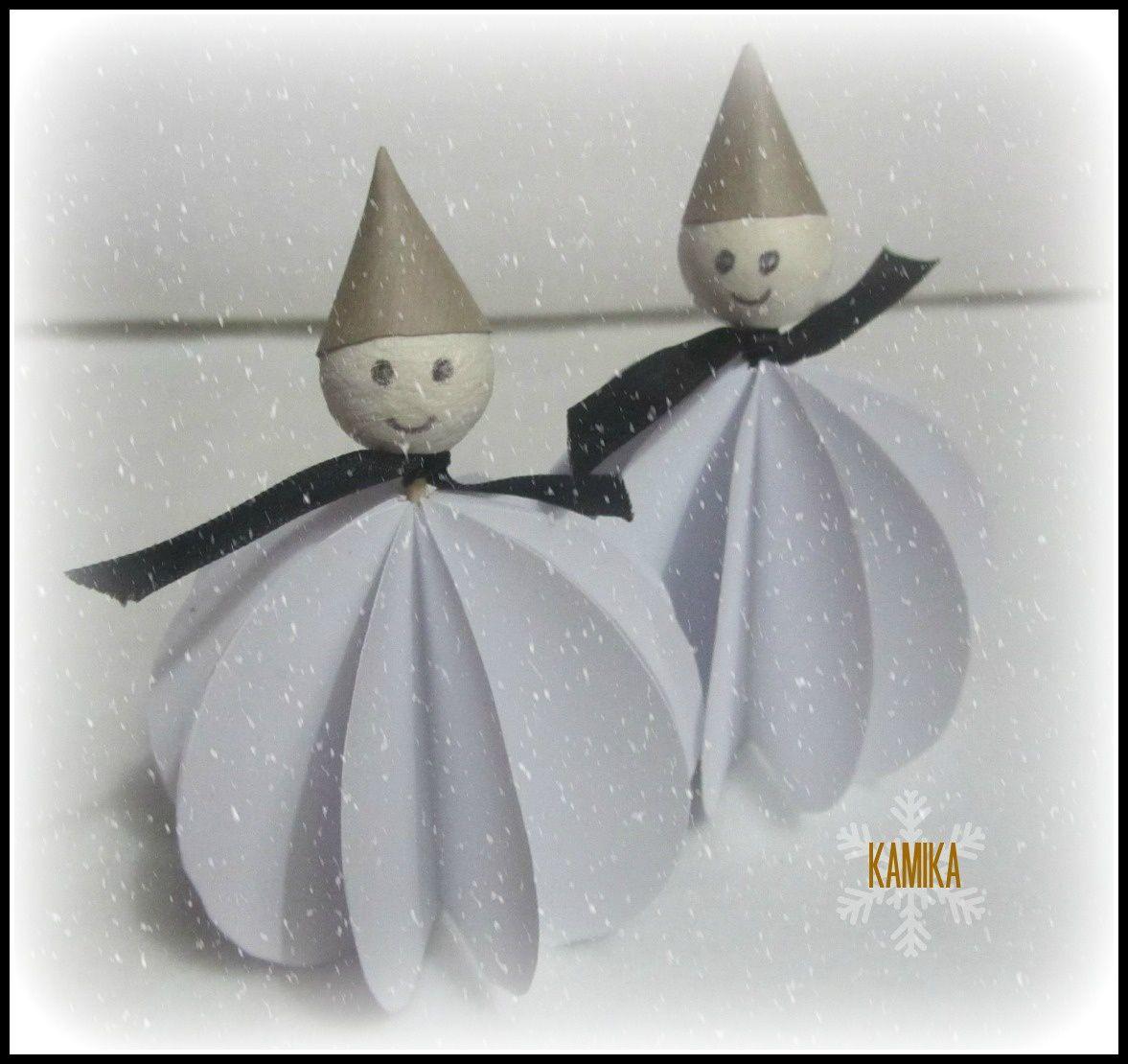 bonhommes de neige #4