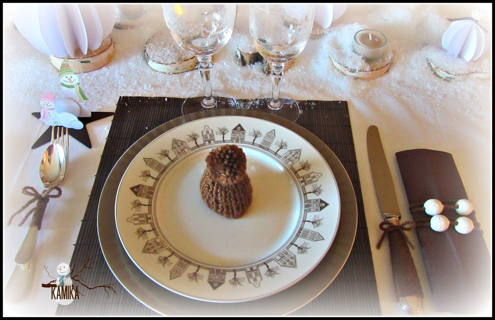 Table d'hiver # 39
