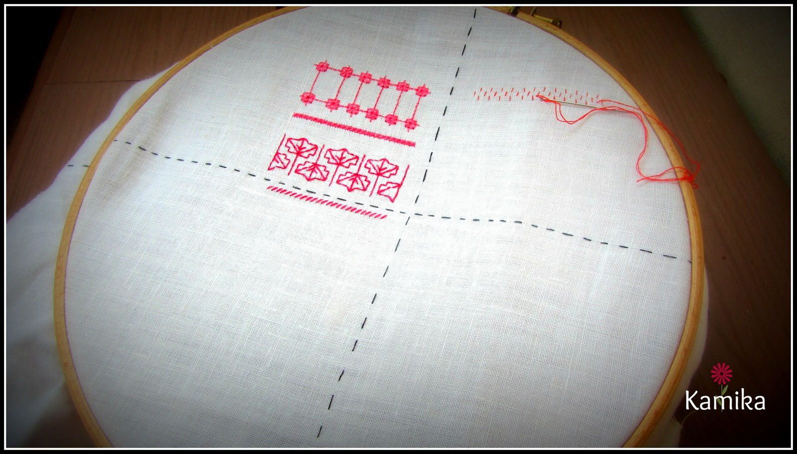 Broderie # 1