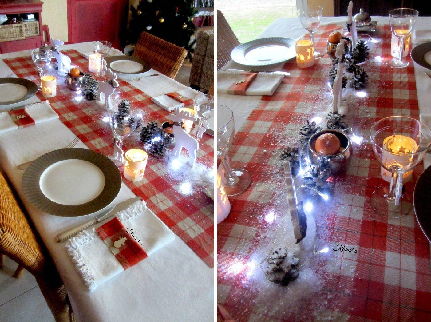 Table de Noël # 48