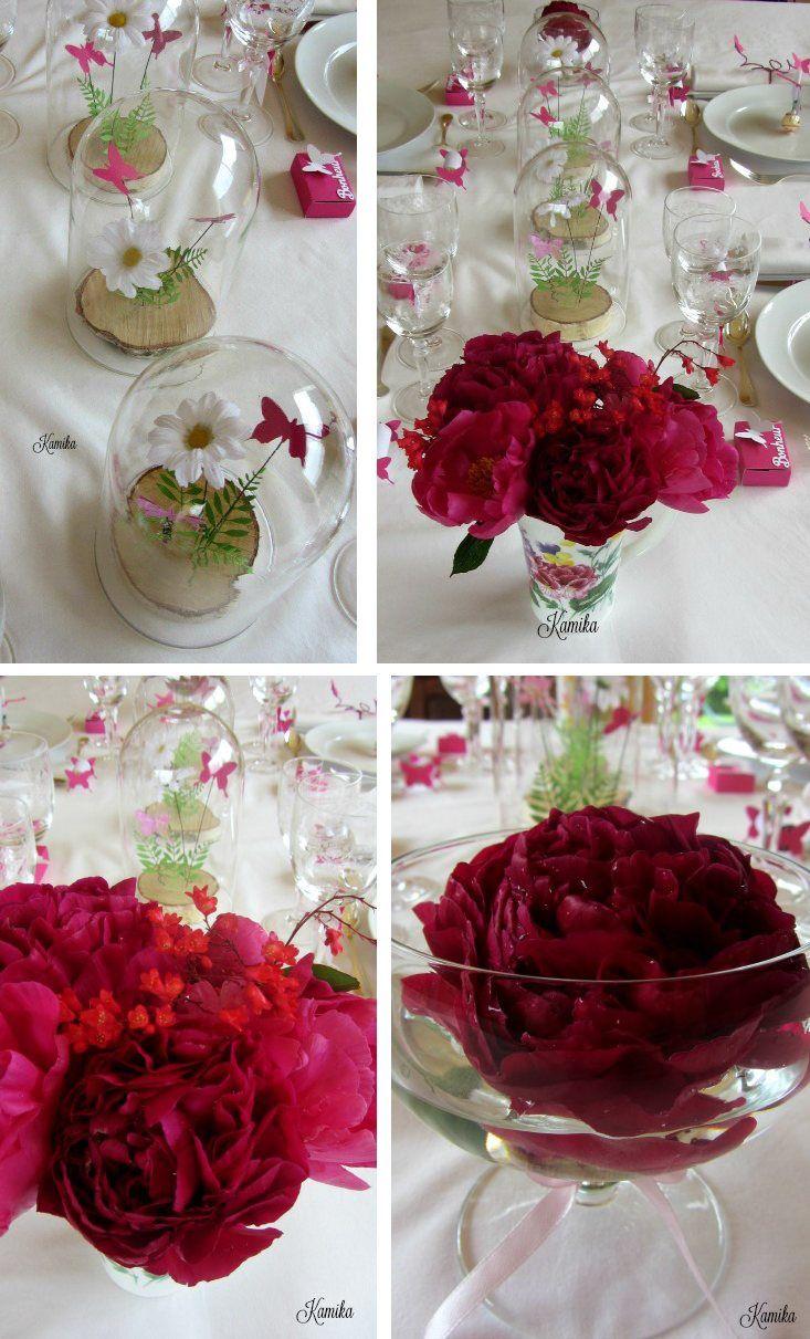 """Table """"fête des mamans"""""""