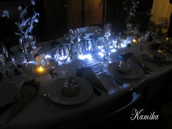 Table de Noël (suite)