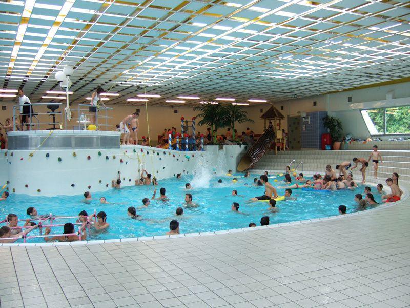 Des piscines ludaqua for Piscine issoire jardin aquatique