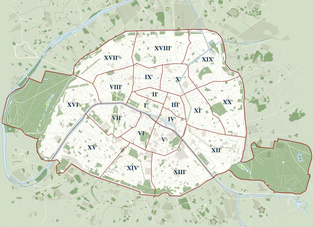 City Guide Interactif De Paris Present Perfect