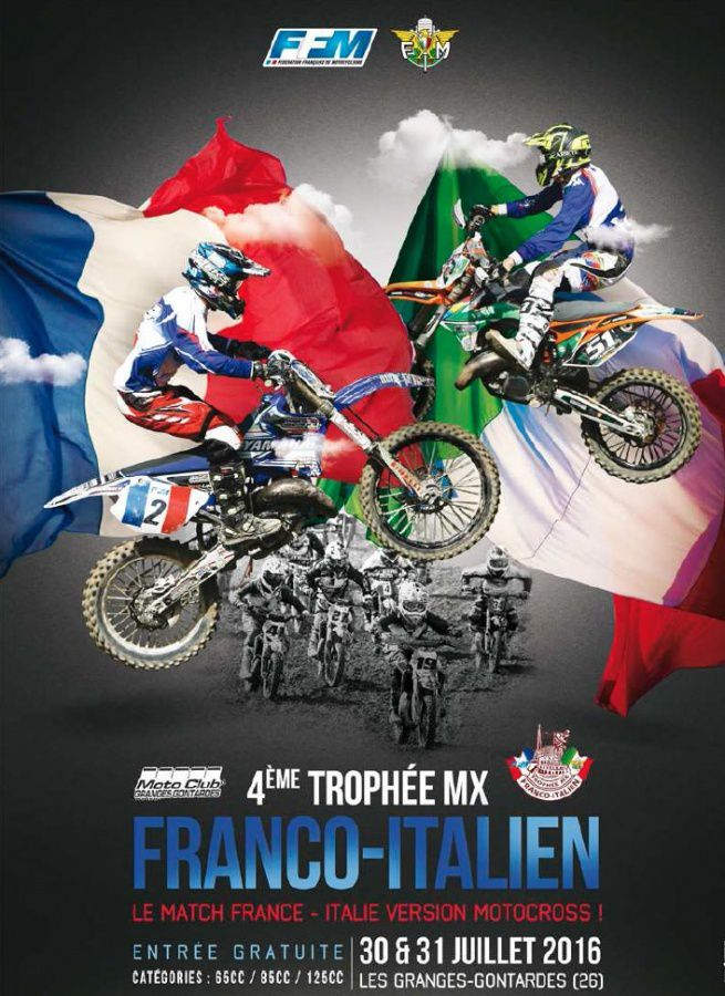 Un trophée remporté par les Italiens encore ce week-end ! Il faudra encore persévérée l'année prochaine. Bravo encore à tout les pilotes - (photo le repaire des motards).