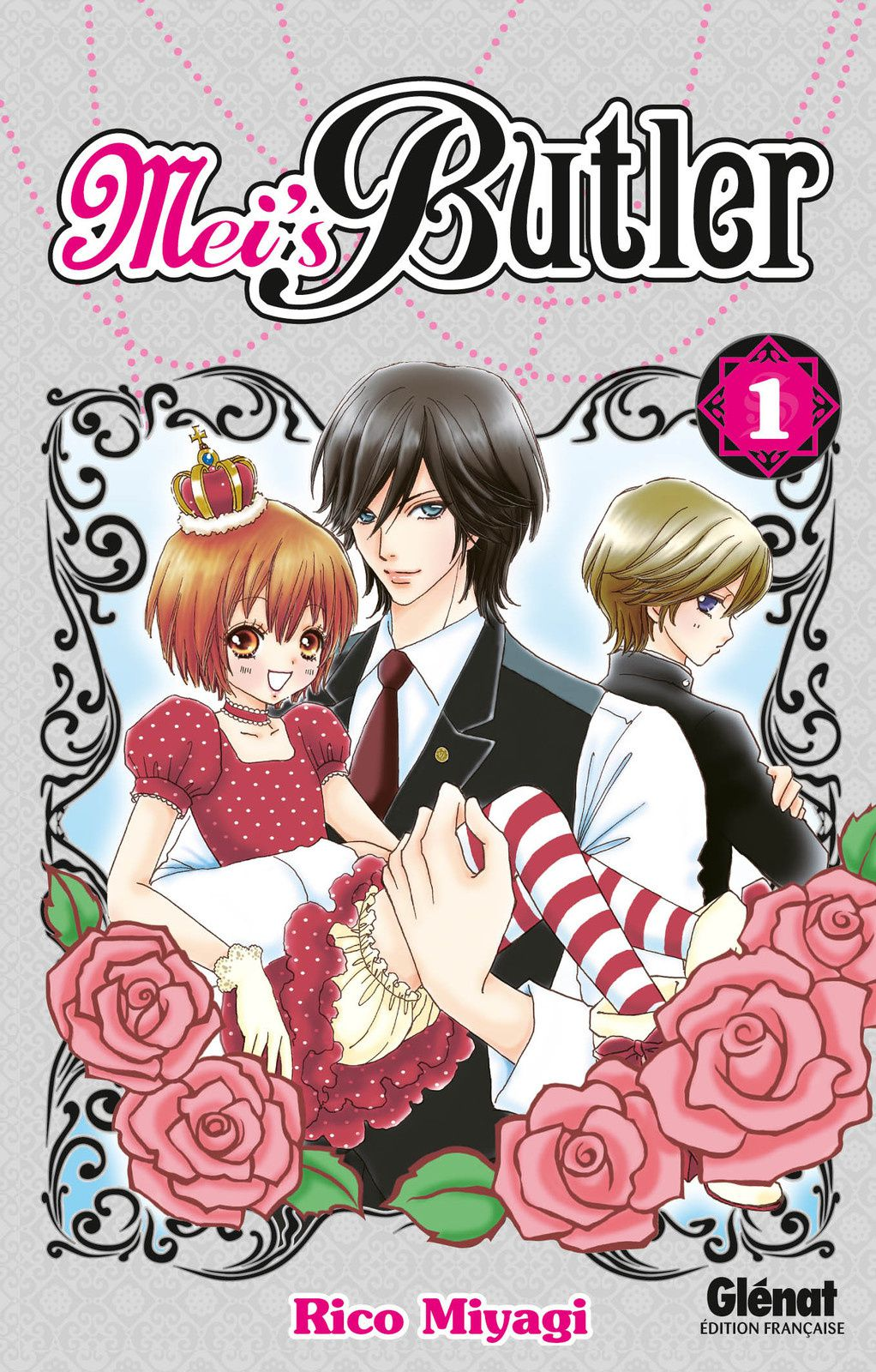 Mei's butler tome 1