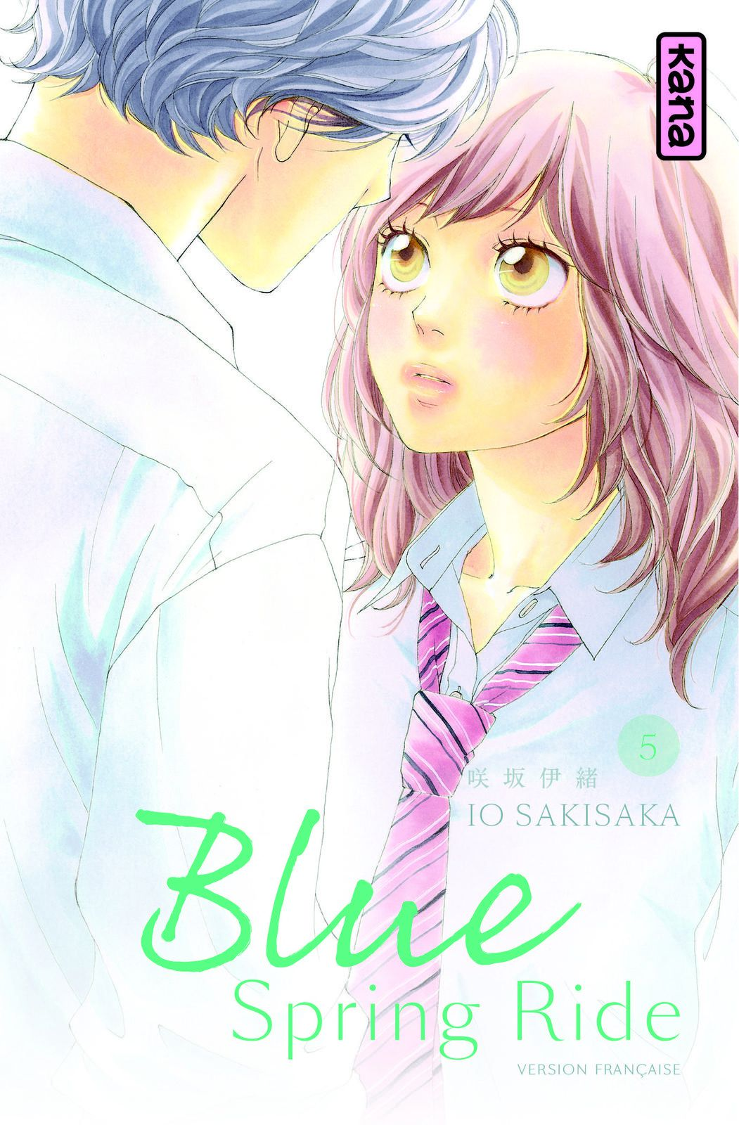 Bakuman tome 18, Blue spring ride tome 5 et Hell's Kitchen tome 5 chez Kana
