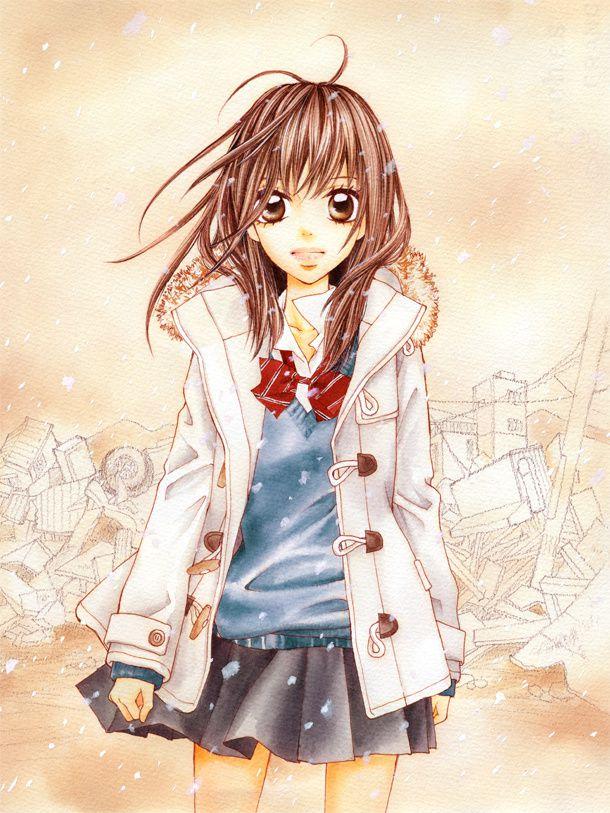 Daisy, lycéennes à Fukushima