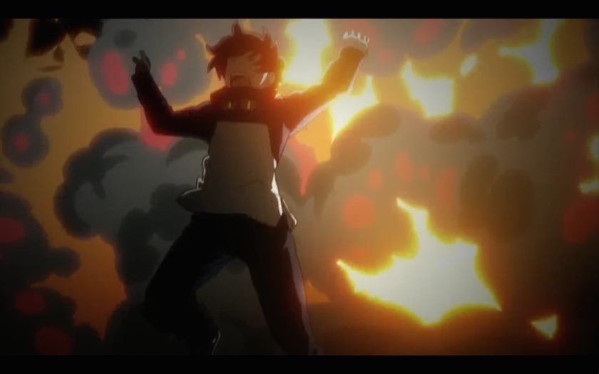 Blood Blockade Battlefront episode 1