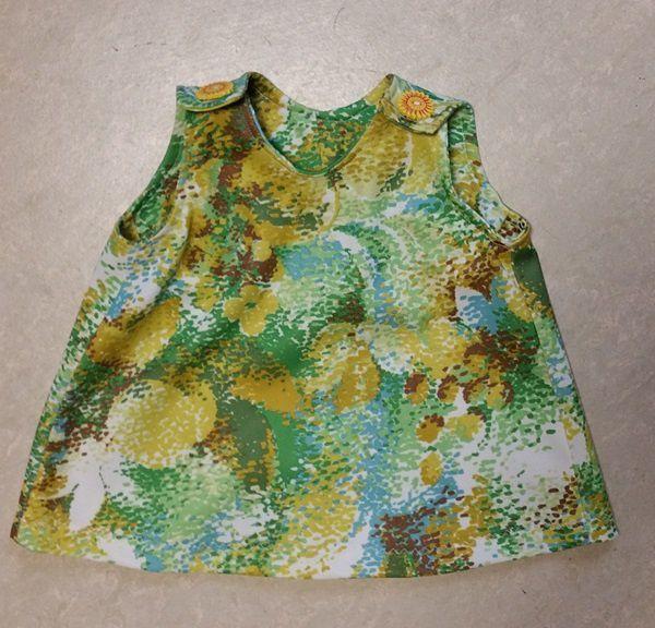et la vraie petite robe !