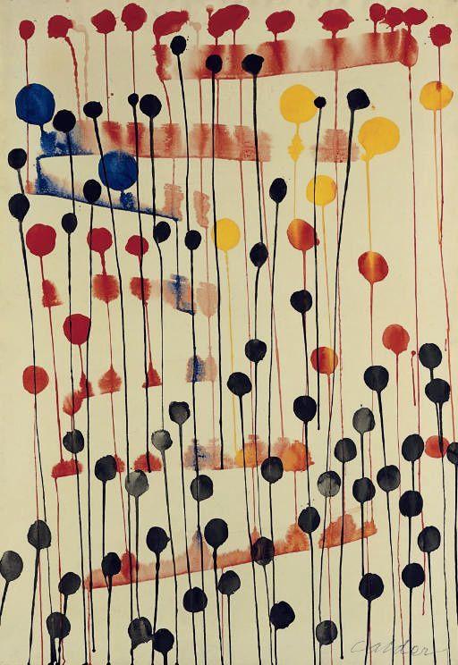 Alexander Calder (1898- 1976), Untitled, 1968