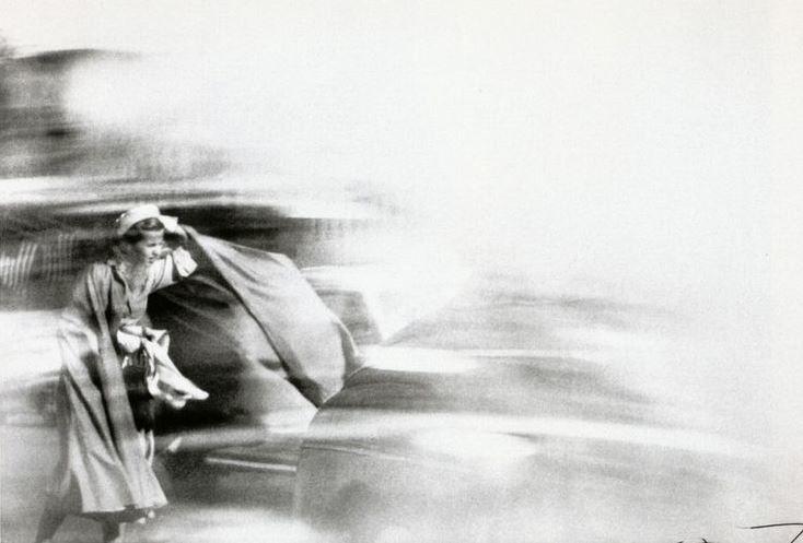 Louis Faurer, Beauty in the wind, 1948