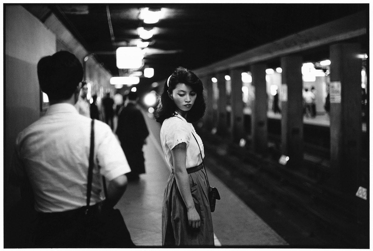 -Ed van-der-Elsken, Waiting for the subway