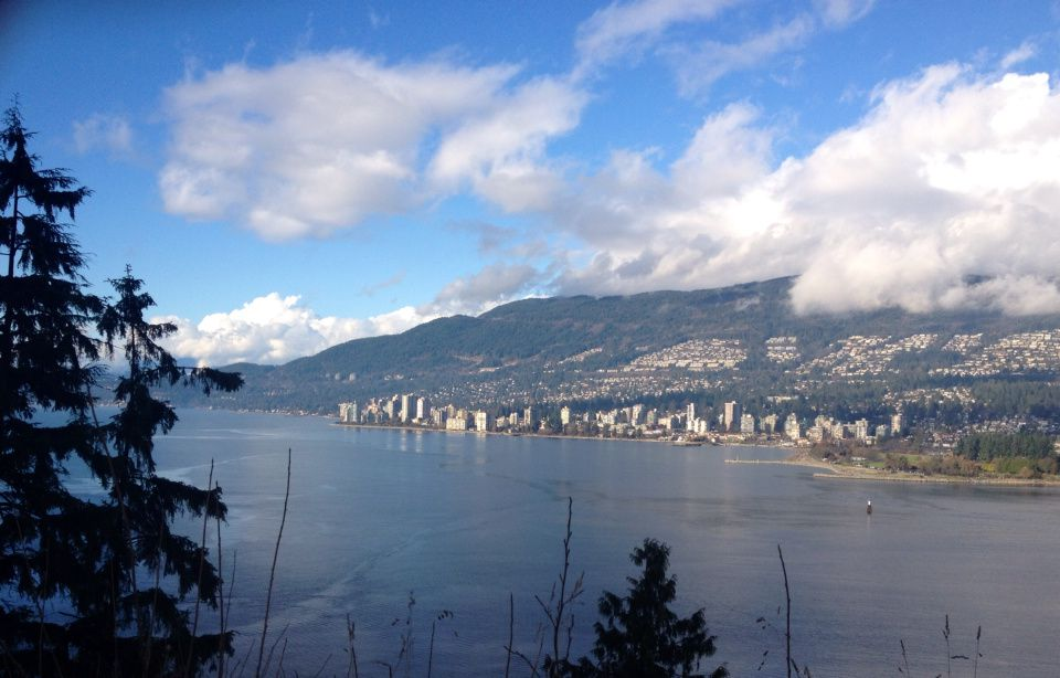 Despite what I said this morning I could live in Vancouver ;)