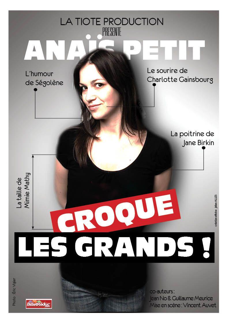 Anaïs Petit : une grande voix