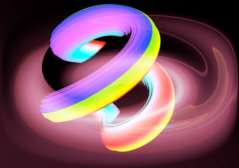 Abstraction 3D