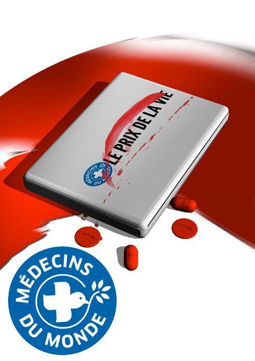 Soutenir les affiches de Médecin du Monde censurées en France ... incompréhensible !