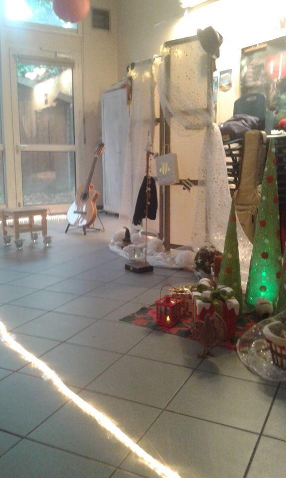 Spectacle de Noel au tribu coch'