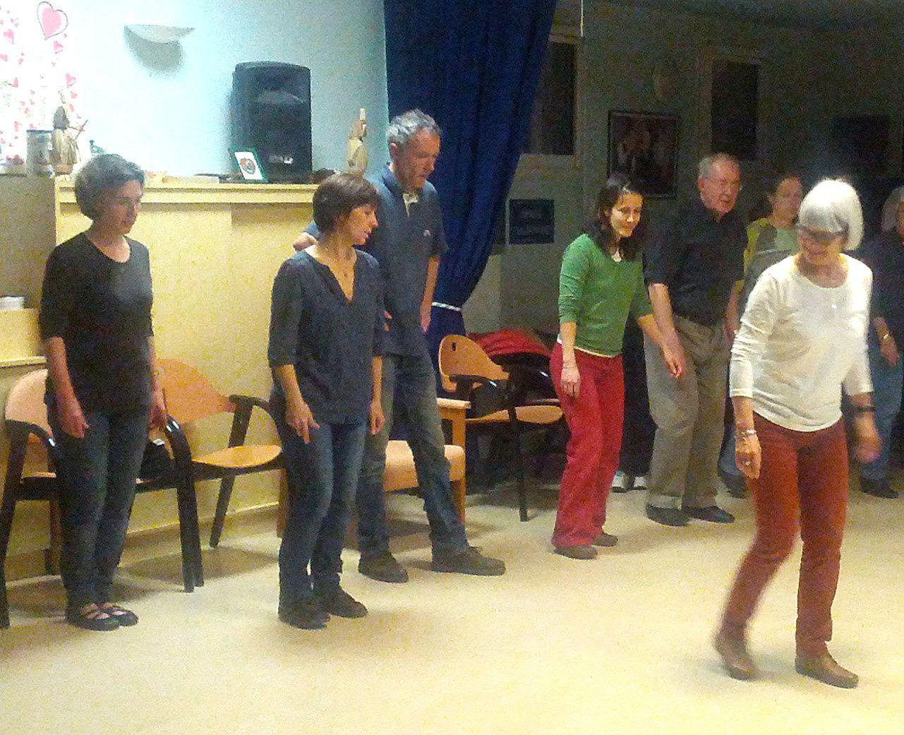 Atelier danse trad'