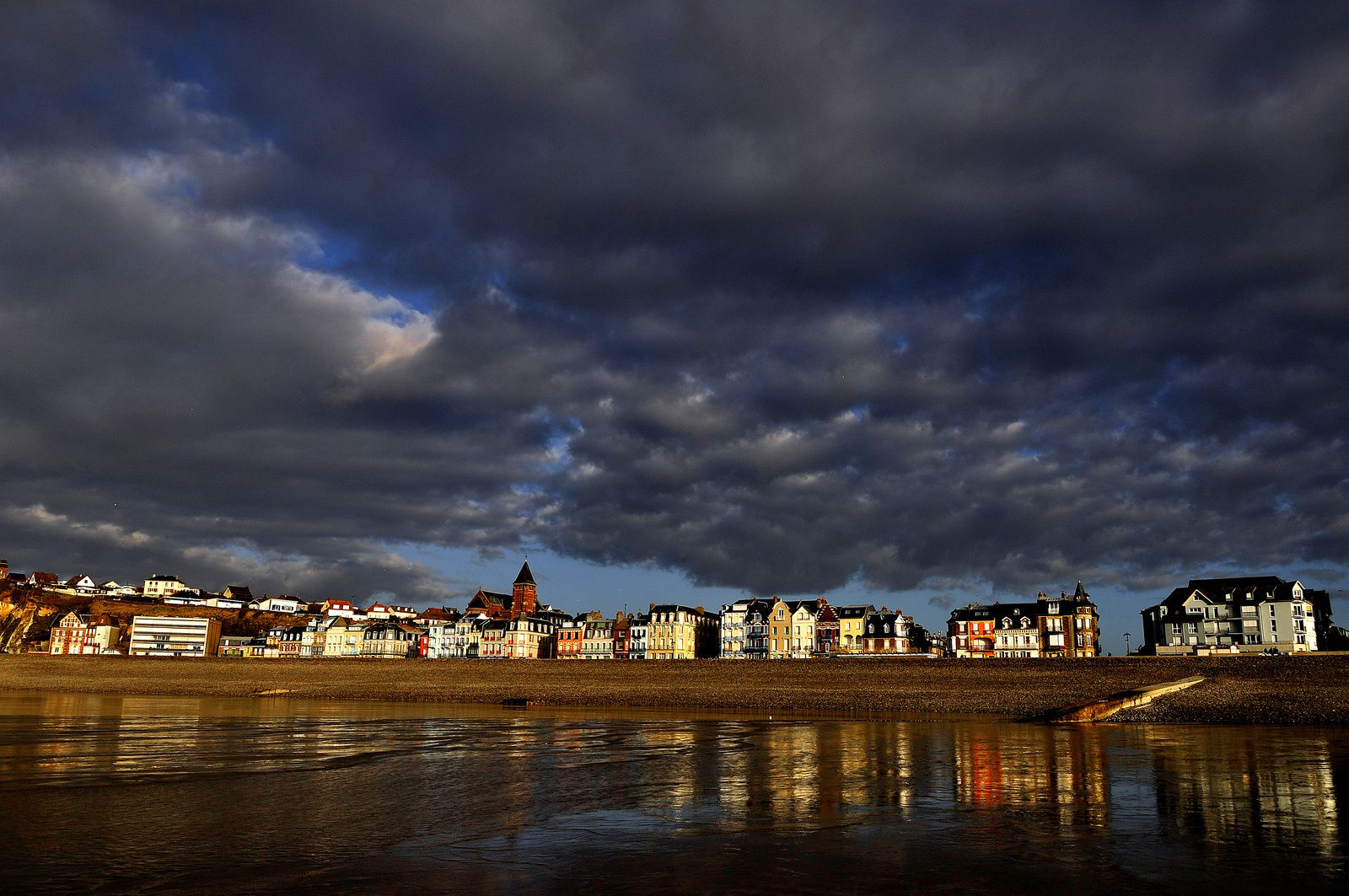 Mers les bains : Somme