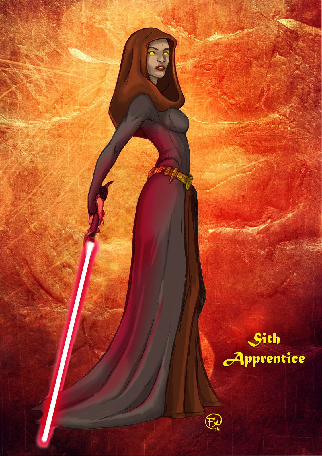 Siths Apprentice