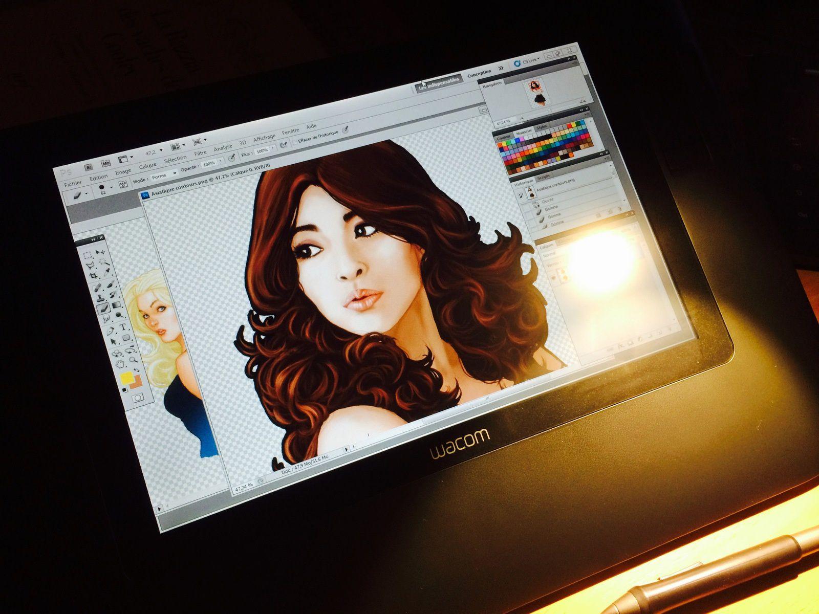 Work in progress part III !!