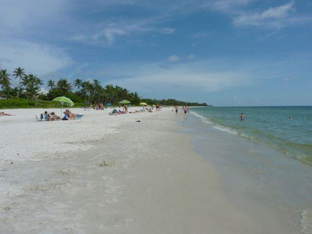 Après-midi détente à la plage.