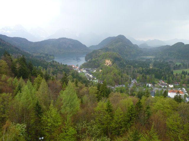L' Allemagne et la  Haute-Savoie (avril 2014)
