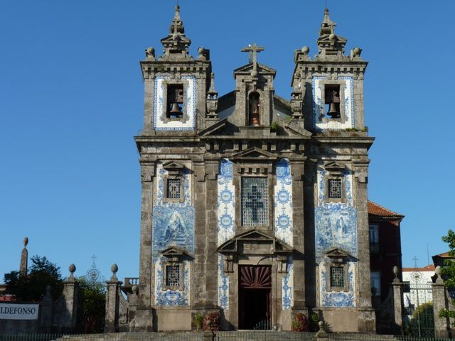 Igreja de Sto IIdefonso