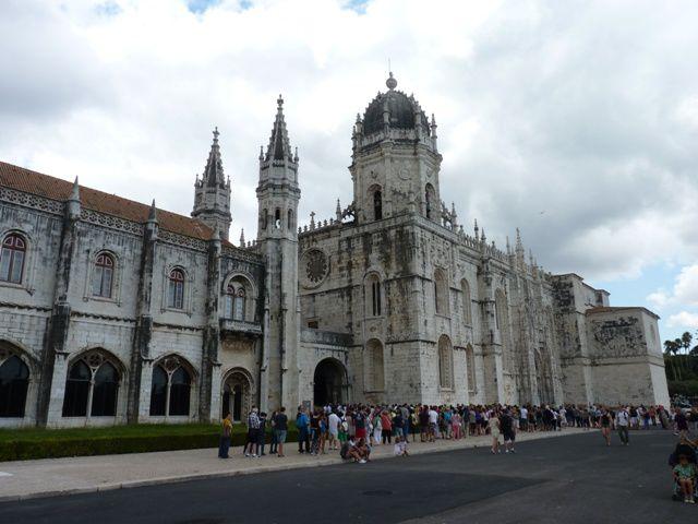 Monastère de Jeronimos.