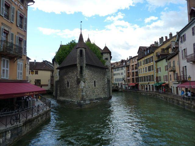 Le vieux Annecy.