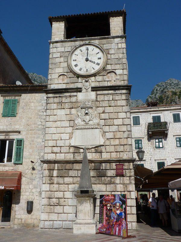 La vieille ville de Kotor.