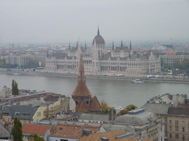 BUDAPEST - Octobre 2016