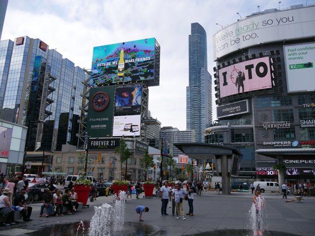 Juillet 2017, road trip Montréal-Chicago
