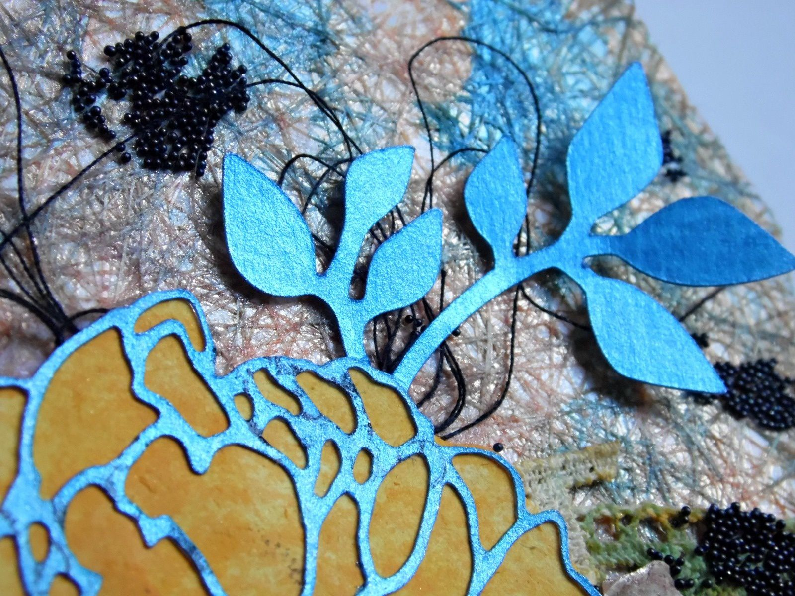 tutoriel pour un tag mixed-media