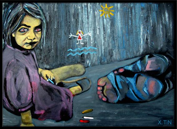 ALBUMS: peintures 2012