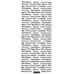 Plaquette textes fêtes/anniversaire doré à 0,80€
