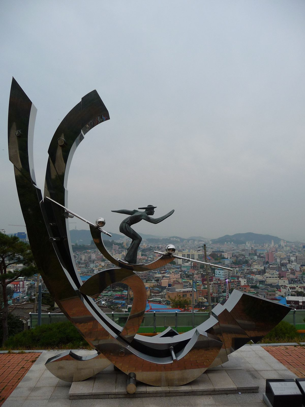 Corée - Mokpo
