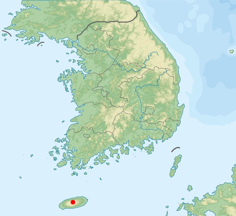 Quatre jours à sur l'île de Jeju, la partie la plus méridionale du pays.