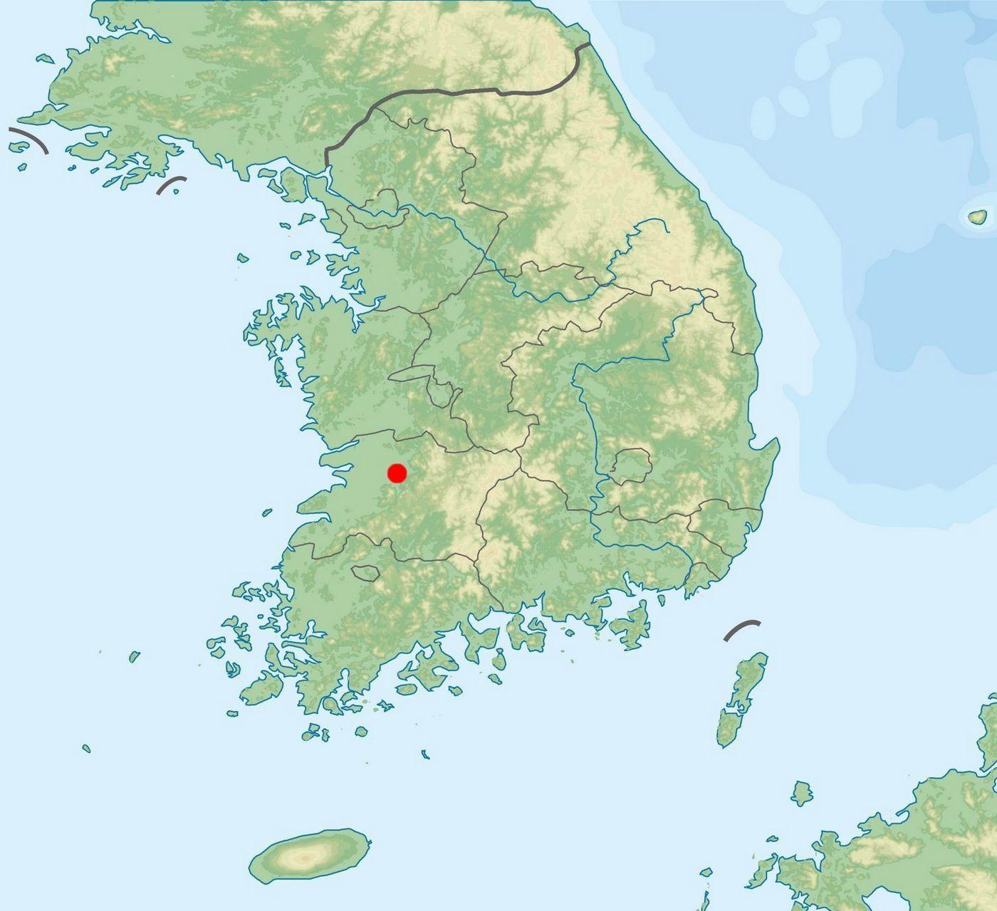 Corée - Jeonju