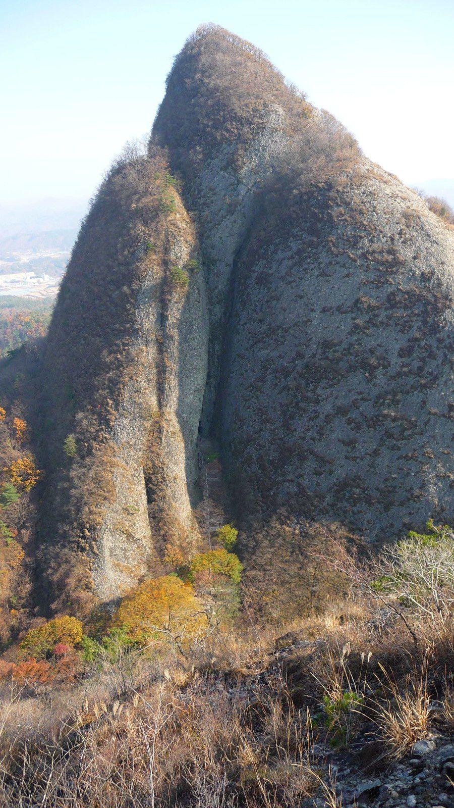 Corée - Maisan provincial park