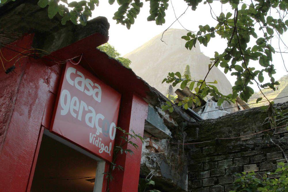 Casa Geraçao, une école de mode à Vidigal